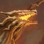 Ancient dragon by ArtDeepMind
