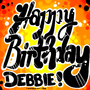 Happy Birthday Debbie! by BeKoe