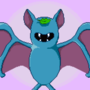 Bullet the Zubat-Animated by TheAstra