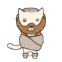 Hannibal lecter cat by crihfield
