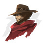 Mccree by birbos