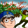 Heroes in Training x Stumble Christmas Crossover Exchange 2016