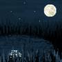 Pixel Night by RedLord93