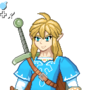 01 Link from TLOZ:BOTW