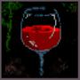RedWineGlass by ColdPizzaSunrise