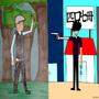 Old vs. New- Art by Raichous
