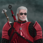 Geralt of Rivia - Witcher 3