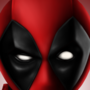 Cute Deadpool by ReincARTnate