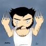 Chibi Wolverine