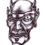 Stitched-eye Demon by OzMafioso