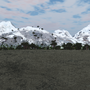 Mountainous Wasteland by Hoeloe