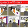 London Underground Comic by StupidHumorKing