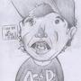 AC/DC Kid by IDuDe