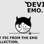 devil emo by mikedood