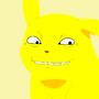 Molester face Pikachu