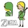 Link- Zelda by devilsgarage