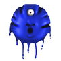 Blue Slime by Rotfish