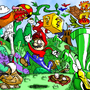 Mario... On Drugs
