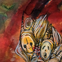 Devil Rabbits by linda-mota