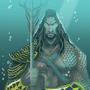 Aquaman by CKCreative