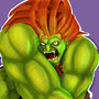 Blanka - Street Fighter by CKCreative