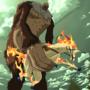 The Beast Slaking