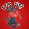 It´s Lit- Litten from Pokemon