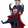 Dr Strange and Sherlock by Taitanator