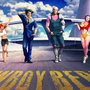 Cowboy bebop crew by nakatan-the-seer