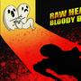 Dead Kidz Raw Headed Bloody Bones Title Card by critterfitz