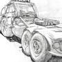 Mutant Car
