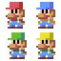 Super Mario Bros by xyedabz