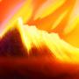 mountain by Stellarian