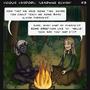 VV comic: Learning Elvish by LuuPetitek