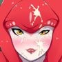 Mipha by HoundWolf