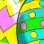 happy easter by mrblack1986