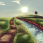 meadow by Runicks