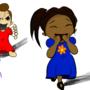 Cheeky Sisters by Elanayru