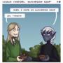 VV comic: Mushroom Soup by LuuPetitek