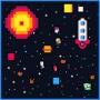 Astronauts by alexis-martinez