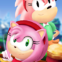 Amy Rose Generations by ArrowValley