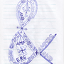 Art #45 -- Ampersand then some.