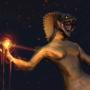 Desert pyromancer