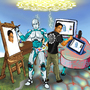 Endhiran vs Manthiran( Artificial Intelligence Vs Magical Intelligence) for TraDigital by JacksonS7R