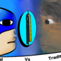 The War of The Art: Digital vs Traditional by T-C-E-Harris