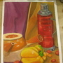 Still life drawing 2 (poster colour) by thegreatMSG