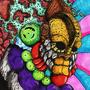 The jungle monkey beat band. by dogmuth-behedog