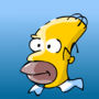 Homer Simpson Wallpaper by BluestoneTE