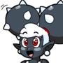 Spiky Demon Girl by mgod19
