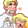 Cody and Jessica by mgod19